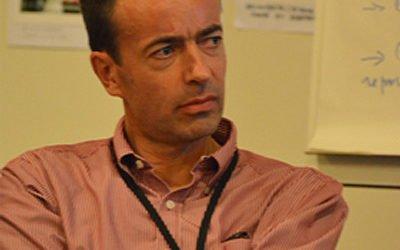 Frédéric Damez – Directeur des Systèmes d'Information Opérations, Essilor