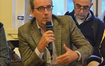 Guillaume Ravel – Directeur de la Fondation ParisTech, délégué de la promotion Jeanne Barret