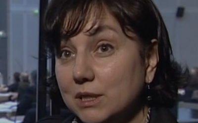 Isabelle Pellerin – Vice-présidente de Rennes Métropole
