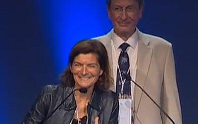 Philippe Charpentier et Cathy Clément – Délégués de la promotion Claude Levi Strauss