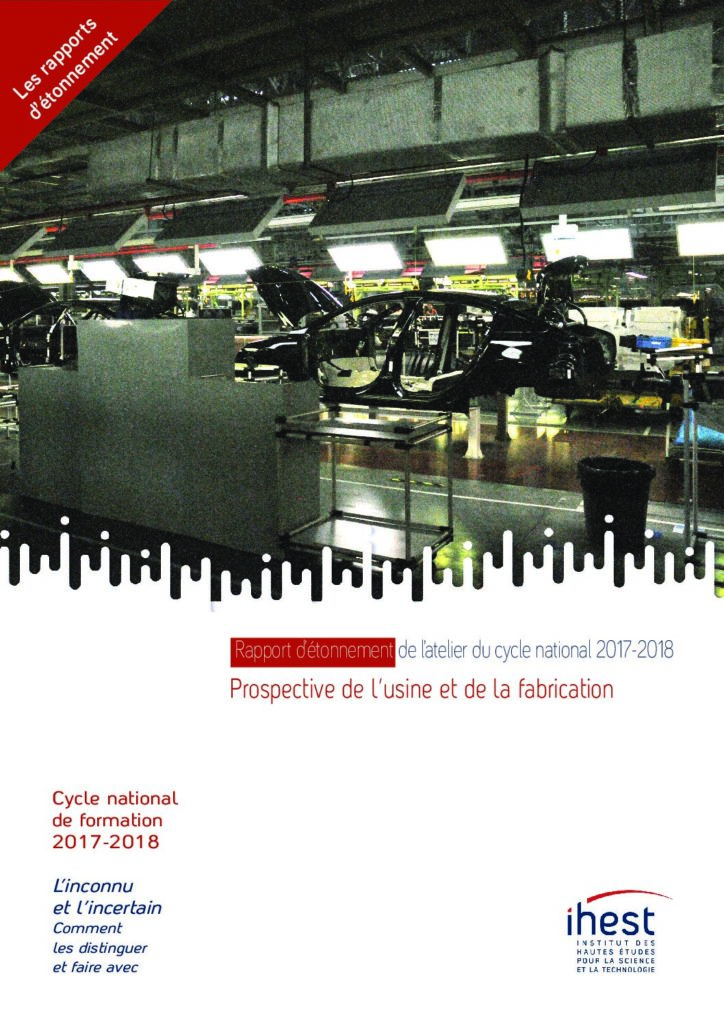 prospective usine fabrication