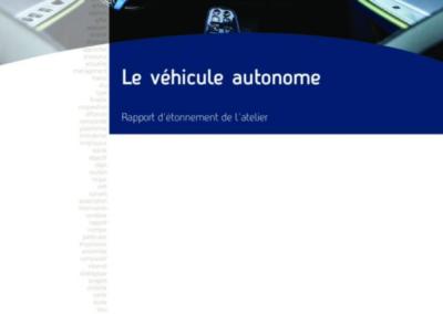 Le véhicule autonome