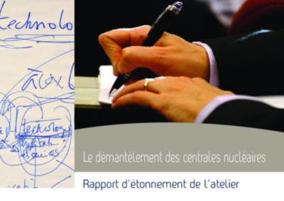 Le démantèlement des centrales nucléaires