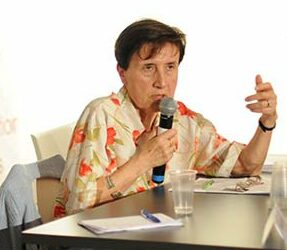 Hommage à Claudine Hermann, présidente d'honneur de Femmes & Sciences