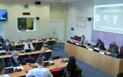 Audition des auditeurs et auditrices de l'IHEST devant les parlementaires de l'OPECST